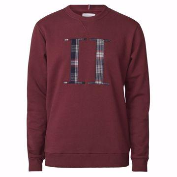 Les Deux Encore Check Sweatshirt