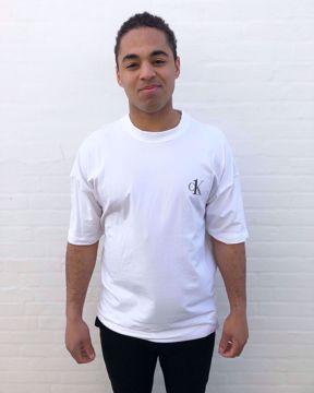 Billede af Calvin Klein Relaxed Fit T-shirt