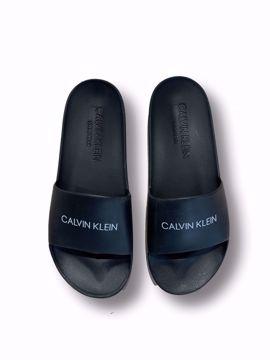 Billede af Calvin Klein One Mold Slide Sort