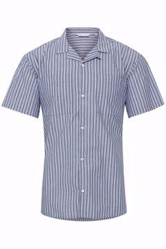 Billede af Casual Friday Alvin SS Striped Shirt