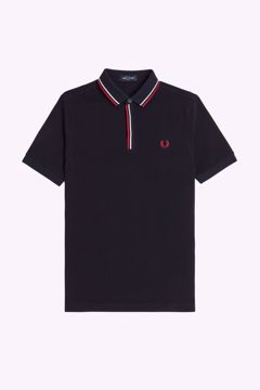 Billede af Fred Perry Tipped Placket Polo