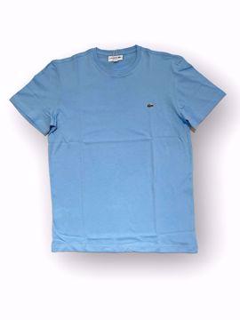 Billede af Lacoste Classic Logo T-shirt Blå