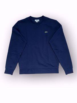 Billede af Lacoste Logo Sweatshirt Navy