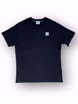 Billede af Lacoste Piece Logo T-shirt Sort