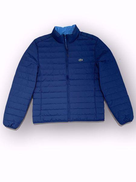 Billede af Lacoste Quilted Jacket Blå